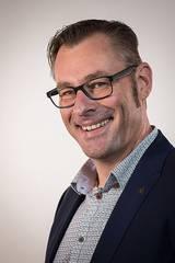 Hauptpersonalratsvoristzender Sven Christoffer