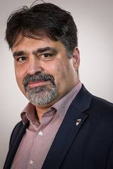 Personalratsmitglied Andreas Kucharski