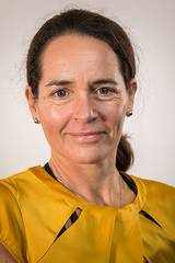 Bezirkspersonalratsmitglied Nadja Nassowitz