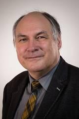 Hauptpersonalratsmitglied Olaf Korte