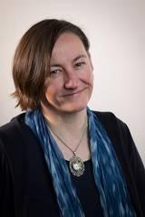 Personalratsmitglied Anke Augustin