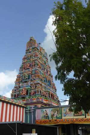 Krishna Tempel in Hamm