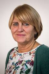Personalratsmitglied Ulrike Steuwe