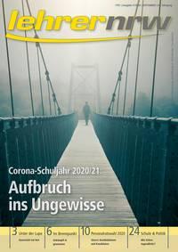 Titelseite Der Ausgabe 5 2020 Unserer Verbandszeitschrift Lehrer Nrw